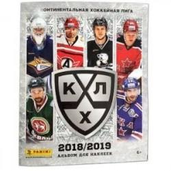 Альбом для наклеек Panini HOCKEY RU SEASON 11/КХЛ сезон 2018-19