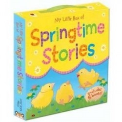 My Little Box of Springtime Stories (5-book pack)