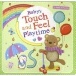 Baby's First Touch and Feel Playtime (board book)
