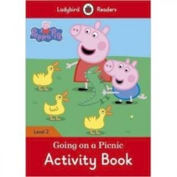 Peppa Pig: Going on a Picnic (PB) + downloadable audio