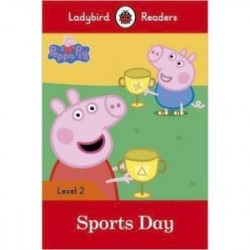 Peppa Pig: Sports Day (PB) +downloadable audio