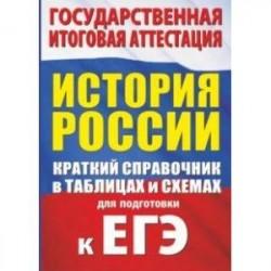 История. Краткий справочник в таблицах и схемах