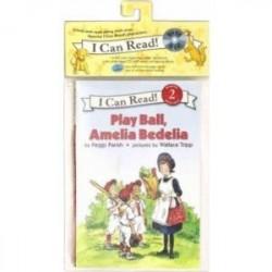 Play Ball, Amelia Bedelia (Level 2) (+CD)