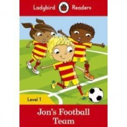 Jon's Football Team (PB) + downloadable audio