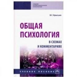Общая психология в схемах и комментариях. Учебное пособие