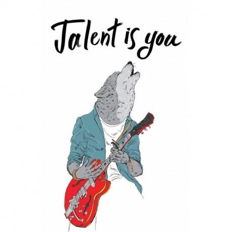 Talent is you (А5, мягкая обложка)