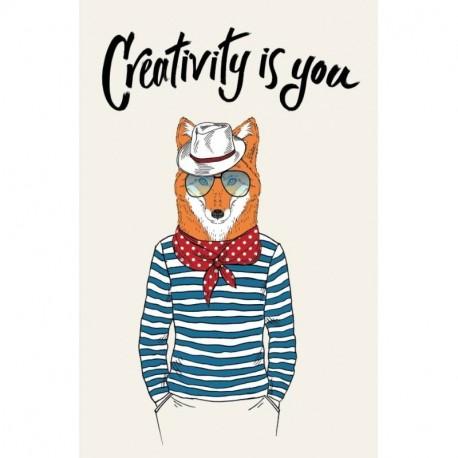 Creativity is you (А5, мягкая обложка)