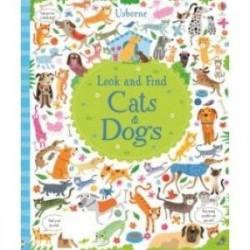 Look and Find: Cats and Dogs
