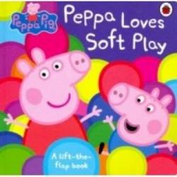 Peppa Loves Soft Play