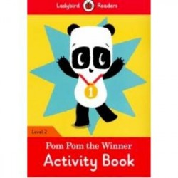 Pom Pom the Winner Activity Book