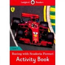 Racing with Ferrari Activity Book