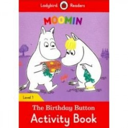 Moomin and the Birthday Button Activity Book