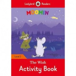 Moomin and the Wish Activity Book