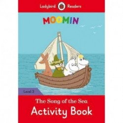 Moomin. The Song of the Sea. Activity Book