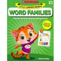 Little Learner Packets: Word Families