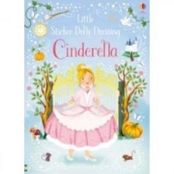 Little Sticker Dolly Dressing. Cinderella