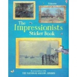 The Impressionists Sticker Book