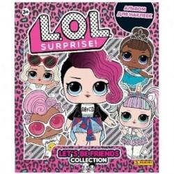 Альбом для наклеек 'L.O.L. Superprise 2'