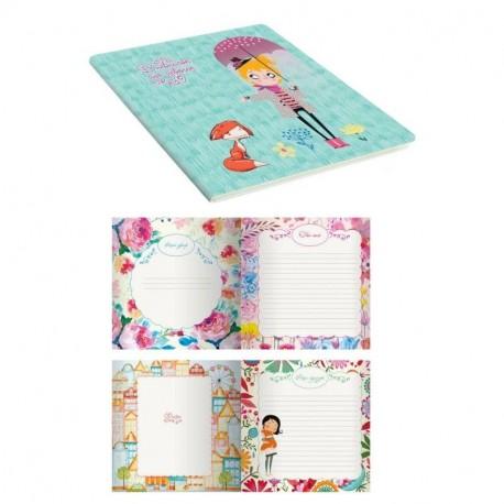 Дневничок для девочек 'My stories. Дизайн 1'
