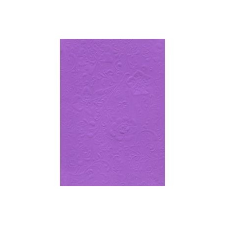 Записная книжка 'Сиреневая фактура' (96 листов, А6+, линия) (45724)