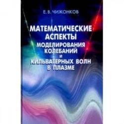 Математические аспекты моделирования колебаний и кильватерных волн в плазме