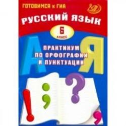 Русский язык. 6 класс. Практикум по орфографии и пунктуации