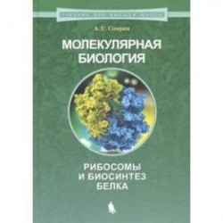 Молекулярная биология. Рибосомы и биосинтез белка. Учебное пособие