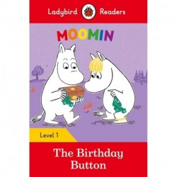 Moomin. The Birthday Button