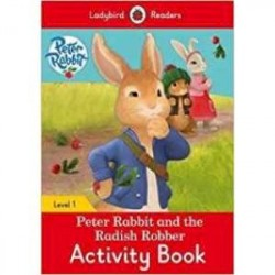Peter Rabbit and the Radish Robber. Activity Book