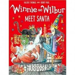 Winnie & Wilbur Meet Santa