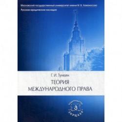 Теория международного права