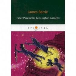 Peter Pan in the Kensington Gardens