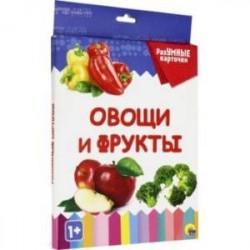 Разумные карточки 'Овощи и фрукты' (20 карточек)