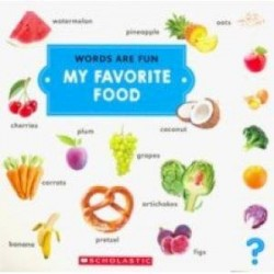 Words Are Fun: My Favorite Food (board book)