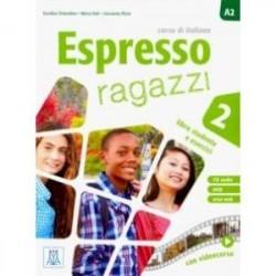 Espresso ragazzi 2 (libro + CD + DVD multimediale)