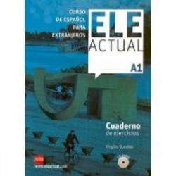 ELE Actual A1. Cuad. Ejercicios +CD. Borobio Carrera, Virgilio