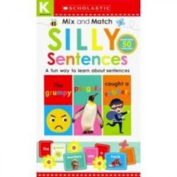 Kindergarten Mix &Match Silly Sentences board book
