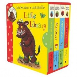 My First Gruffalo Little Library (4-book box)