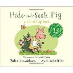 Tales from Acorn Wood: Hide-and-Seek Pig. Board book