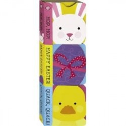 Easter Chunky Set (3 board books)
