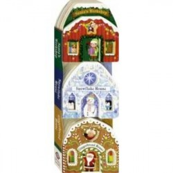 Santa Street (3-board book set)
