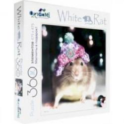 2020 Год Крысы. Пазл-360 'Вид 4' + 4 магнита (04751)