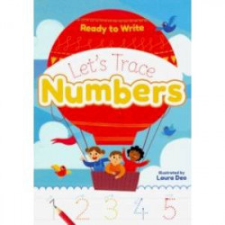 Ready to Write! Lets Trace Numbers
