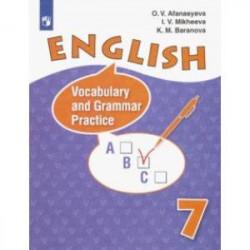 Английский язык. 7 класс. Лексико-грамматический практикум. Углубленное изучение