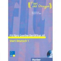 Fit furs Goethe-Zertifikat A1. Lehrbuch mit integrierter Audio-CD