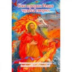 Как пророк Илия чудеса творил. Рассказы о пророке в изложении для детей