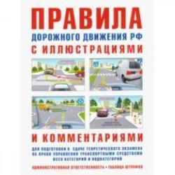 ПДД с иллюстрациями и комментариями. Ответственность водителей (таблица штрафов и наказаний)