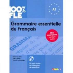 Grammaire essentielle du francais A1 - livre + CD