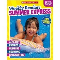 Weekly Reader Summer Express Between Grades PreK&K