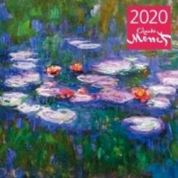 Клод Моне. Календарь настенный на 2020 год